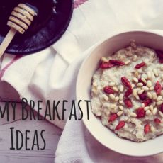 Quick and easy breakfast ideas